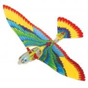 Pasare zburatoare Brainstorm Toys, anvergura aripi 40 cm, Multicolor