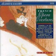 Video Delta French Opera - French Opera Overtures - CD