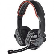 Слушалки trust gxt340 7.1 gaming headset - 19116