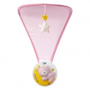 Chicco projektor Next2Me Moon rozi