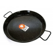 Garcima Paella pan emaille 70 cm - 30 pers.