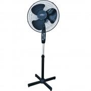 Вентилатор на стойка SAPIR SP 1760 B, 40W, 40 см, 3 степени на мощност, Регулиране на височината, Мрежа, Черен