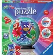 Puzzle 3D Eroi in Pijamale Motiv 2