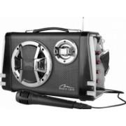 Boxa Portabila Bluetooth MediaTech Karaoke Boombox mt3149