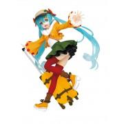 Vocaloid PVC Statue Hatsune Miku Autumn Ver. Renewal 18 cm