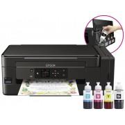 Epson EcoTank ET-2650 Multifunctionele inkjetprinter Printen, Scannen, Kopiëren WiFi, Inktbijvulsysteem