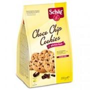 Dr.Schar Spa Biscotti Senza Glutine Schär Choco Chip Cookies (Biscotti) - Confezione Da 200 G