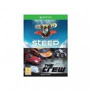 Joc The Crew and Steep Download Code Xbox One