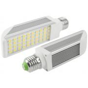 NTR LAMP52 10W E27 SMD5050 900lm meleg-fehér mennyezeti LED lámpa (speciális 180 fokos)