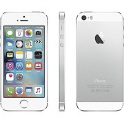 Apple iPhone 5s 16 GB Silver (1 Year Warranty Bazaar Warranty)