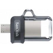 SanDisk SDDD3-032G-G40 32 GB Pen Drive(Black, Silver)