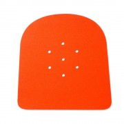 Hey-Sign 5 mm gaatjes (anti-slip) seatpad voor Tolix stoel Mango 20