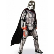 Luxo Disfarce adulto luxo Captain Phasma - Star Wars VII™