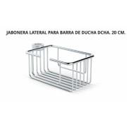 BELTRAN JABONERA LATERAL PARA BARRA DE DUCHA DERECHA 20 CM. -