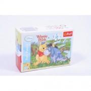 Puzzle Trefl - Winnie the Pooh - Winnie and Tigrou, 54 piese (41445)