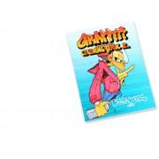Urban Media Graffiti Coloring Book #2 Malbuch