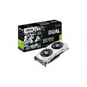 Tarjeta De Video NVIDIA ASUS GeForce GTX 1070 OverClock Edition, 8GB GDDR5, 2xHDMI, 1xDVI, 2xDisplayPort, PCI Express X16 3.0 DUAL-GTX1070-O8G