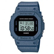 Ceas dama Casio Baby-G BGD-560DE-2ER Digital Denim D COlor