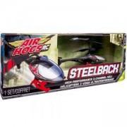 Хеликоптер с дистанционно управление - Air Hogs Steelback - 3 налични цвята - Spin master, 872032