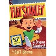 Flat Stanley: His Original Adventure!, Paperback/Jeff Brown