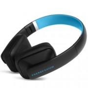 Слушалки Energy BT2 Bluetooth Cyan, Bluetooth, микрофон, черно/сини