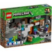 Lego Minecraft Jaskinia zombie 21141 +DARMOWA DOSTAWA przy płatności KUP Z TWISTO