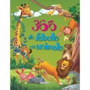 365 De Fabule Cu Animale Mammooth Mammooth