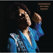 Jimi Hendrix - HENDRIX IN THE WEST (CD)