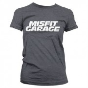 Tee Misfit Garage Logo Girly Tee