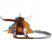 Mattel fisher price bcx23 - thomas e il dinosauro ruggente- trenino