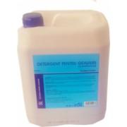Detergent Lichid pentru Geamuri 5L Culoare Albastra Detergent Profesional pentru Geamuri Solutie pentru Curatare Geamuri