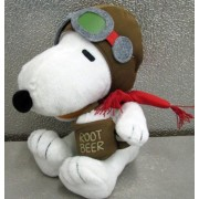 Hallmark Snoopy Paj3224 Flying Ace Snoopy Plush