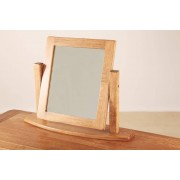 Devonshire Rustic Oak Devonshire Oak Table Mirror