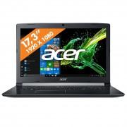Acer laptop Aspire 5 Pro A517-51P-80HN NX.H0FEH.006 zwart