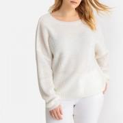 CASTALUNA Pullover, runder Ausschnitt, Grobstrick