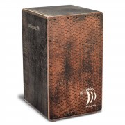 Schlagwerk CP5210 Cajon Urban OS Old Red