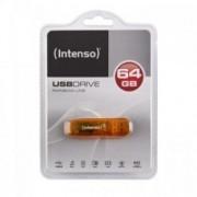 USB-kontakt INTENSO 3502490 USB 2.0 64GB Orange