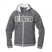geschenkidee.ch Jahrgangs-Jacke für Herren grau, Grösse XL