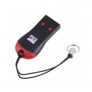 Cititor carduri micro SD, interfata USB