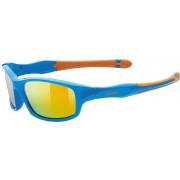 Gyerek sport szemüveg Uvex Sportstyle 507 Blue Orange (4316)