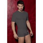 Férfi póló M102 sötét-szürke XL