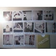 "Taylor Swift Official ""1989"" Polaroid Set Of 13 Photos (Photo #14 To #26)"