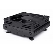 Cooler, Noctua NH-L9i, Low Profile, Intel/AMD, chromax.black (NH-L9i.CH.BK)