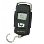 BAWALY Weighing Scale Digital Heavy Duty Luggage Weigh MAchine Portable, Hook , 50Kg Weighing Scale (Black) Weighing Scale(Black)