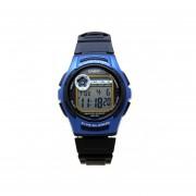 Reloj Deportivo W-213-2A Casio -Azul