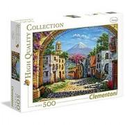 Clementoni The Volcano Puzzle (500 Piece)