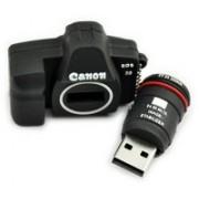 Quace DSLR Camera 64 GB Pen Drive(Black)