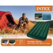 Saltea Prestige cu pompa cu baterii inclusa Intex 66967