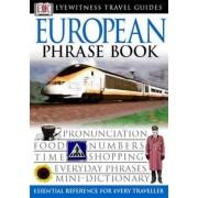 European Phrase Book, Paperback
