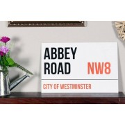 Gallery SI Limited t/a Colour House £9 for customised aluminium wall art in the style of a London street sign from Colour House Print!